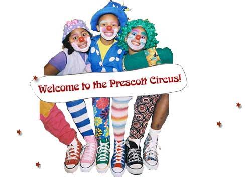 Prescott Circus Clowns